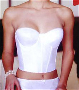 Va Bien 506 Backless Strapless